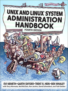 Ebook in inglese Unix and Linux System Administration Handbook Hein, Trent R. , Nemeth, Evi , Snyder, Garth , Whaley, Ben