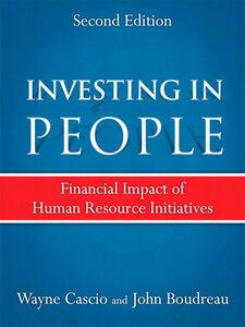 Ebook in inglese Investing in People Boudreau, John , Cascio, Wayne
