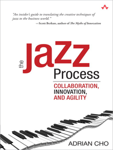 Ebook in inglese The Jazz Process Cho, Adrian