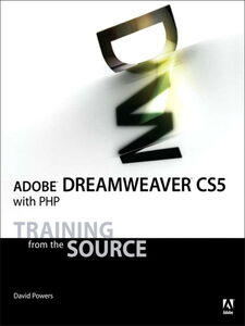 Ebook in inglese Adobe Dreamweaver CS5 with PHP Powers, David