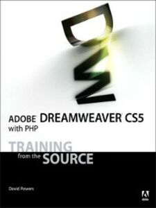 Ebook in inglese Adobe Dreamweaver CS5 with PHP Powers, David