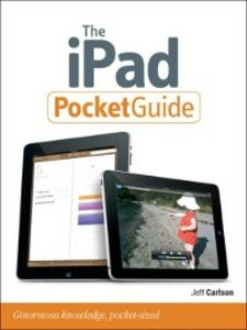 Ebook in inglese The iPad Pocket Guide Carlson, Jeff