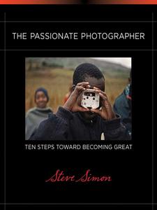 Ebook in inglese The Passionate Photographer Simon, Steve