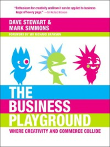 Ebook in inglese The Business Playground Simmons, Mark , Stewart, Dave