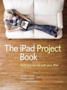Foto Cover di The iPad Project Book, Ebook inglese di AA.VV edito da Pearson Education