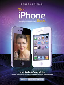 Foto Cover di The iPhone Book, Ebook inglese di Scott Kelby,Terry White, edito da Pearson Education
