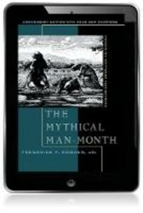 Ebook in inglese The Mythical Man-Month Brooks, Frederick P., Jr.