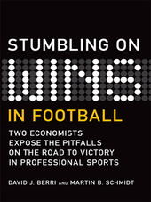 Stumbling On Wins in Football