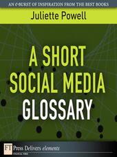 A Short Social Media Glossary