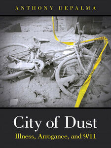 Ebook in inglese City of Dust DePalma, Anthony