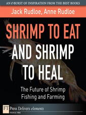 Shrimp to Eat and Shrimp to Heal