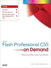 Adobe® Flash® Professional CS5 on Demand