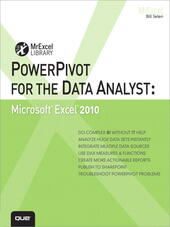 PowerPivot for the Data Analyst