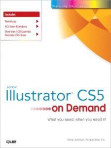 Ebook in inglese Adobe® Illustrator® CS5 on Demand Inc., Perspection , Johnson, Steve