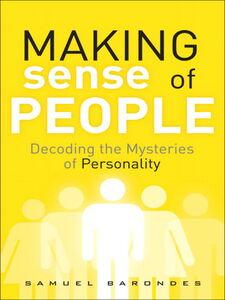 Ebook in inglese Making Sense of People Barondes, Samuel