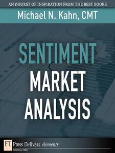 Ebook in inglese Sentiment Market Analysis Kahn, Michael N., CMT