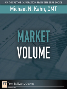 Ebook in inglese Market Volume CMT, Michael N. Kahn