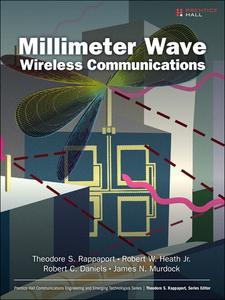 Ebook in inglese Millimeter Wave Wireless Communications Daniels, Robert C. , Jr., Robert W. Heath , Murdock, James N. , Rappaport, Theodore S.