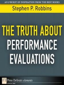 Ebook in inglese The Truth About Performance Evaluations Robbins, Stephen P.