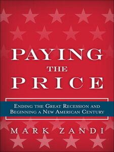 Ebook in inglese Paying the Price Zandi, Mark