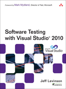 Ebook in inglese Software Testing with Visual Studio® 2010 Levinson, Jeff