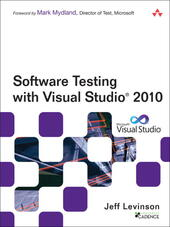 Software Testing with Visual Studio® 2010