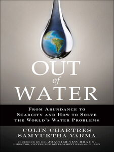 Ebook in inglese Out of Water Chartres, Colin , Varma, Samyuktha
