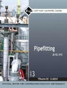 Pipefitting Level 1 Trainee Guide, Paperback - NCCER - cover