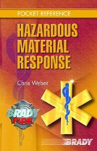 Pocket Reference for Hazardous Materials Response - Chris Weber - cover