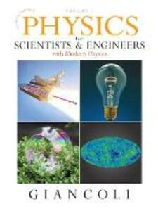 Physics for Scientists & Engineers, Vol. 1 (Chs 1-20) - Douglas C. Giancoli - cover