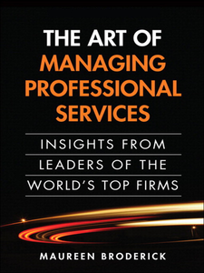 Ebook in inglese The Art of Managing Professional Services Broderick, Maureen