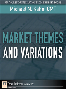 Ebook in inglese Market Themes and Variations CMT, Michael N. Kahn