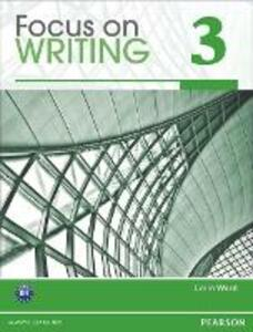 Focus on Writing 3 - Colin Ward - cover