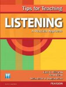 Tips for Teaching Listening: A Practical Approach - Jack C. Richards,Anne Burns - cover