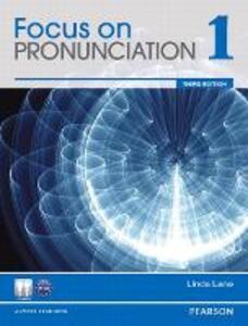 Focus on Pronunciation 1 Audio CDs - Linda Lane - cover