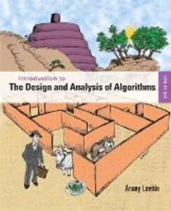 Introduction to the Design and Analysis of Algorithms - Anany Levitin - cover