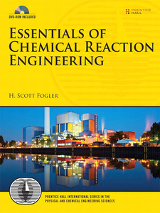 Ebook in inglese Essentials of Chemical Reaction Engineering Fogler, H. Scott