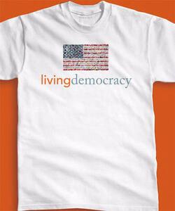 Living Democracy - Daniel M Shea,Joanne Connor Green,Christopher E Smith - cover