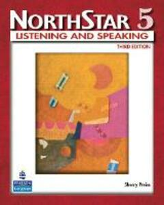NorthStar, Listening and Speaking 5 - Sherry Preiss - cover
