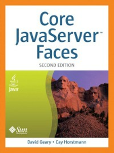"Ebook in inglese Core JavaServer"" Faces, (Adobe Reader) Geary, David , Horstmann, Cay S."