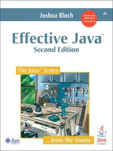 Ebook in inglese Effective Java<sup>TM</sup> Bloch, Joshua
