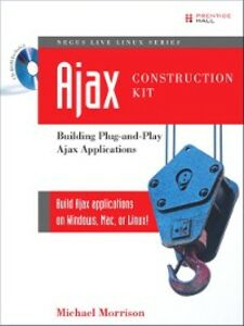 Ebook in inglese Ajax Construction Kit Morrison, Michael