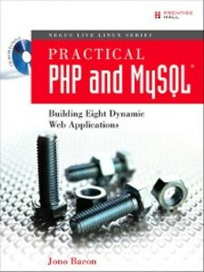 Ebook in inglese Practical PHP and MySQL Bacon, Jono