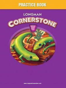 Longman Cornerstone A Practice Book - cover