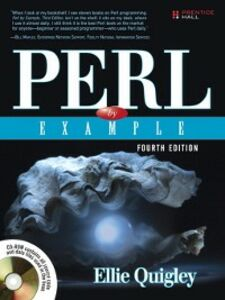 Ebook in inglese Perl by Example Quigley, Ellie