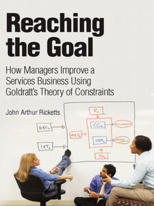 Ebook in inglese Reaching the Goal Ricketts, John Arthur