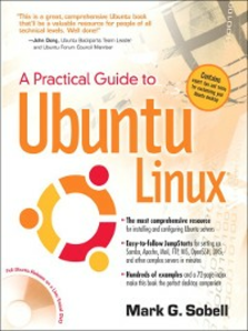 Ebook in inglese A Practical Guide to Ubuntu Linux® Sobell, Mark G.