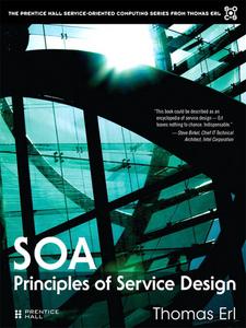 Ebook in inglese SOA Principles of Service Design Erl, Thomas