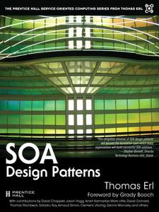 Ebook in inglese SOA Design Patterns Erl, Thomas