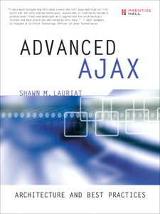 Ebook in inglese Advanced Ajax Lauriat, Shawn M.